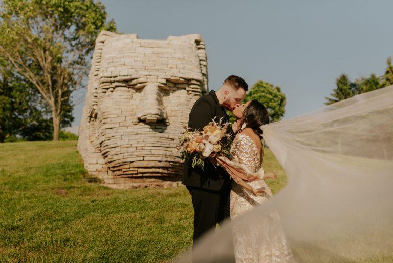Dublin ohio wedding